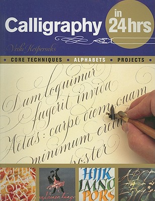 Calligraphy in 24 Hours By Kespersaks, Veiko