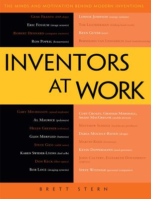 Inventors at Work By Stern, Brett